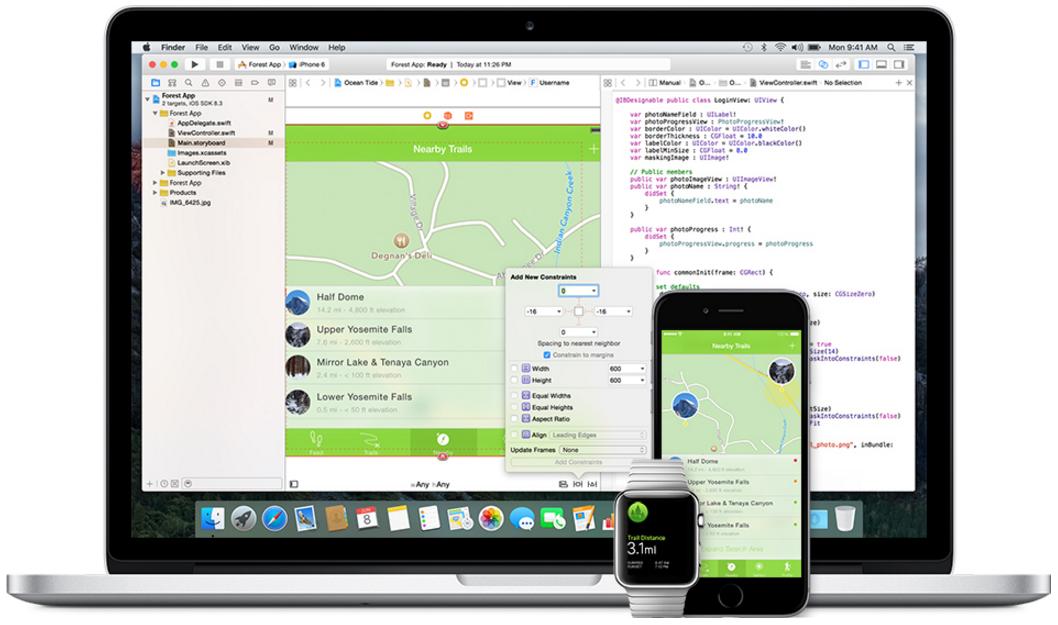 Illusatration Créer un compte développeur Apple pour iOS