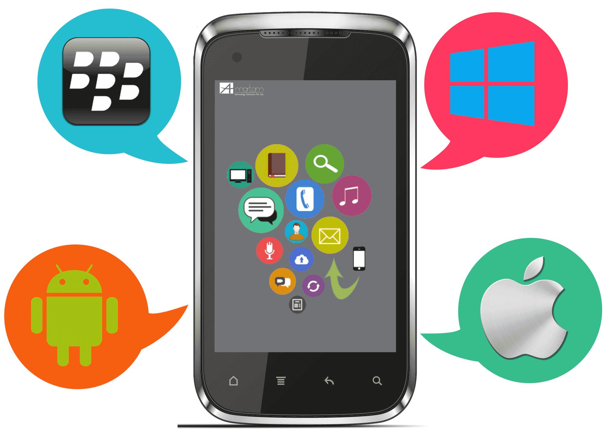 Illusatration Applications mobiles natives : indispensables pour les entreprises ?