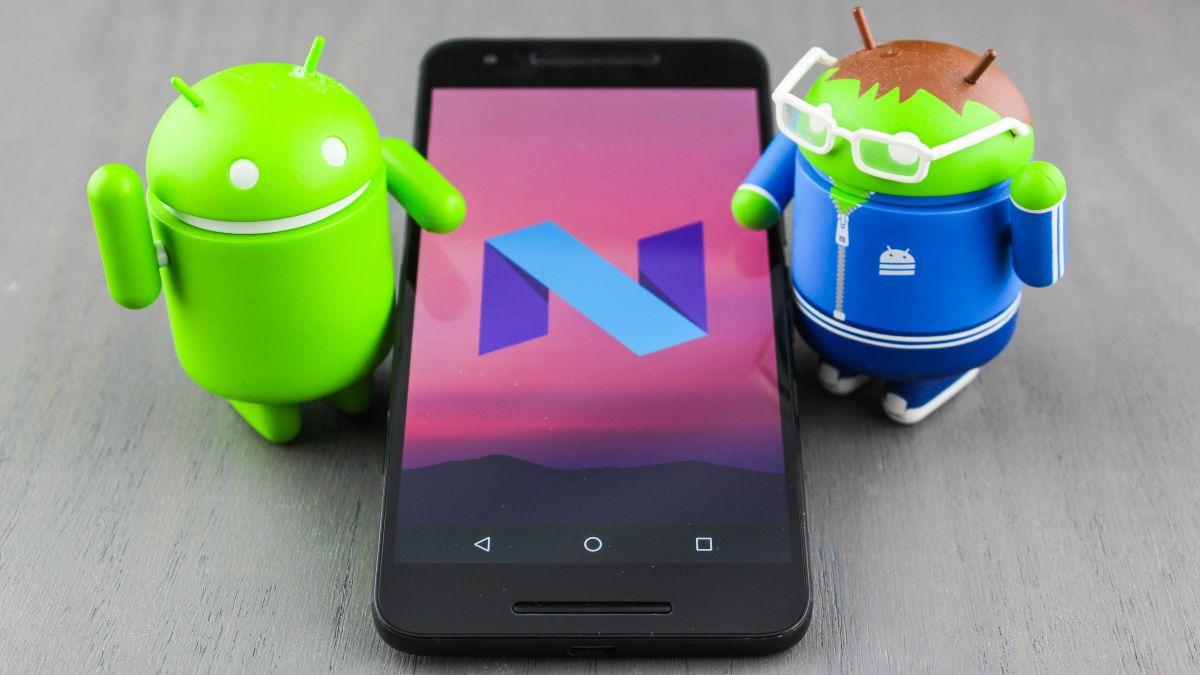 Illusatration  Android N, la nouveauté de Google