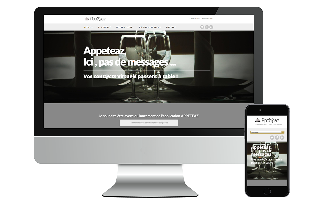 Illusatration Le responsive design agit sur la performance des emails