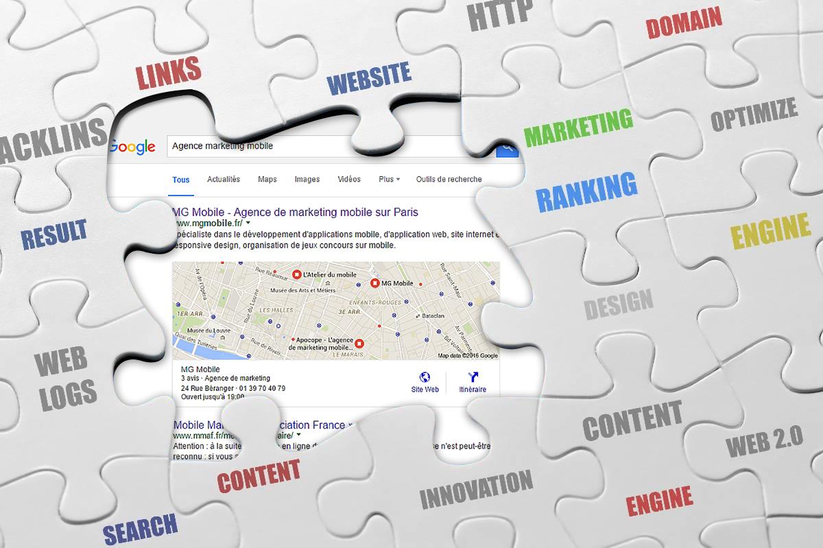 Illusatration Ce qu'il faut savoir sur le référencement web : SEO