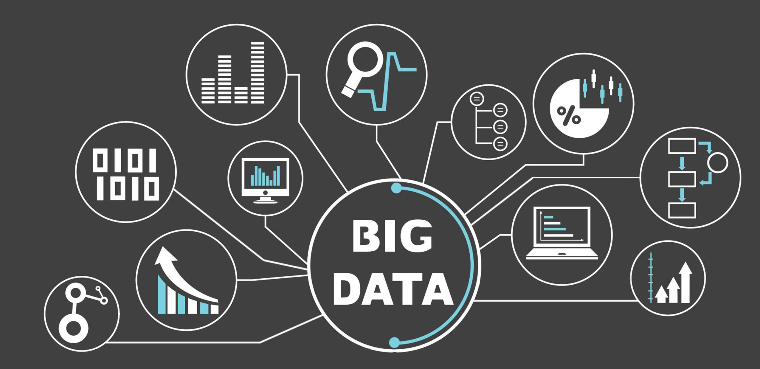 Illusatration LE BIG DATA
