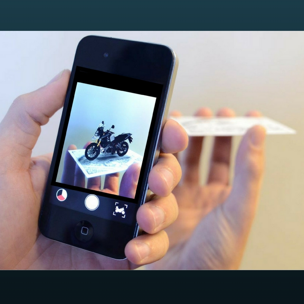Illusatration La réalité augmentée : qu'est-ce que c'est ?