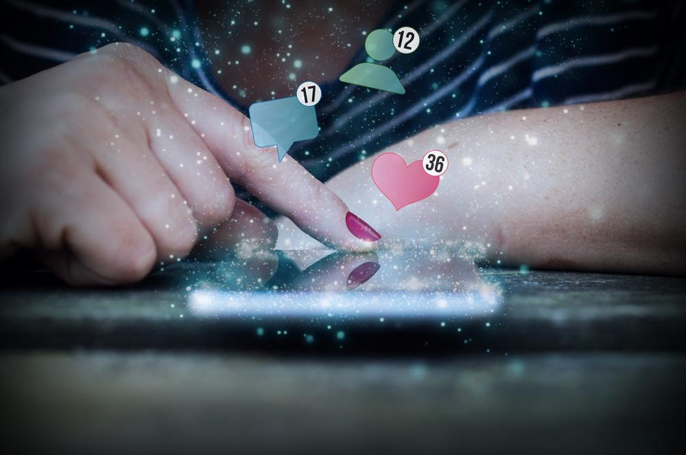Illusatration Le badge d'icone d'application mobile: utilisation pour Android et Apple.