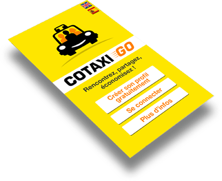 application cotaxi